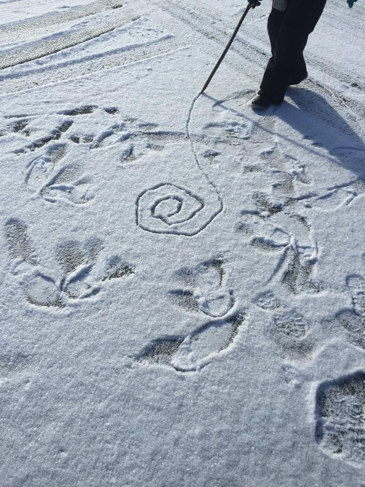 Pre Snowzilla drawings